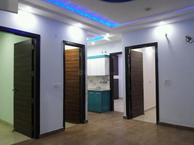 Gallery Cover Image of 810 Sq.ft 3 BHK Apartment for rent in Mansa Ram Park for 13000