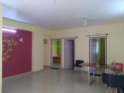 Gallery Cover Image of 1600 Sq.ft 3 BHK Apartment for rent in Belghoria for 21000