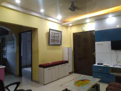 Gallery Cover Image of 1100 Sq.ft 3 BHK Apartment for buy in Lake Town for 6500000