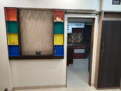 Gallery Cover Image of 309 Sq.ft 1 RK Apartment for rent in Datta Digambar CHS, Ghatkopar East for 23500
