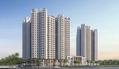 Gallery Cover Image of 940 Sq.ft 3 BHK Apartment for buy in Sunteck MaxxWorld 1 Tivri Naigaon East, Naigaon East for 7500000
