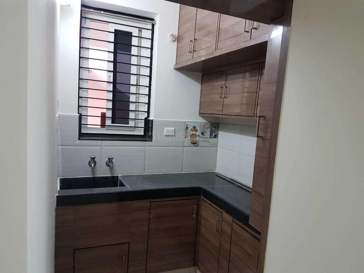 Kitchen Image of 1500 Sq.ft 2 BHK Apartment for rent in Dilsukh Nagar for 18000