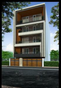 Gallery Cover Image of 2367 Sq.ft 3 BHK Independent Floor for buy in Anand Niketan for 70000000