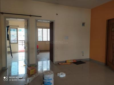 Gallery Cover Image of 1300 Sq.ft 2 BHK Apartment for rent in Murugeshpalya for 28000