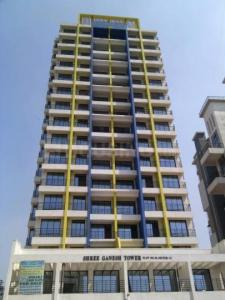 Gallery Cover Image of 1135 Sq.ft 2 BHK Apartment for buy in Shree Ganesh Towers, Ghansoli for 9800000