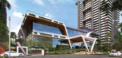 Gallery Cover Image of 674 Sq.ft 1 BHK Apartment for buy in Regency Antilia, Ulhasnagar for 4150000