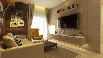 Gallery Cover Image of 1050 Sq.ft 2 BHK Apartment for buy in Nyati Enchante II, Wadgaon Sheri for 9600000