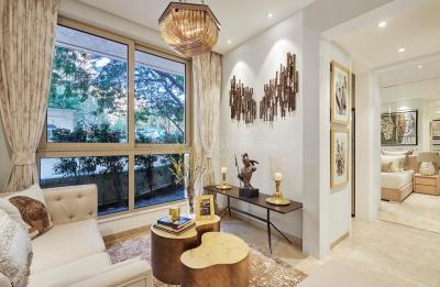 Gallery Cover Image of 625 Sq.ft 1 BHK Apartment for buy in Powai for 12500000