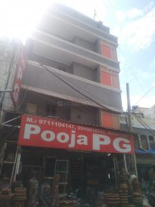 Building Image of Pooja PG in Sector 17