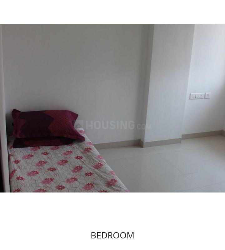 Bedroom Image of 1260 Sq.ft 2 BHK Apartment for rent in Kondhwa for 23000