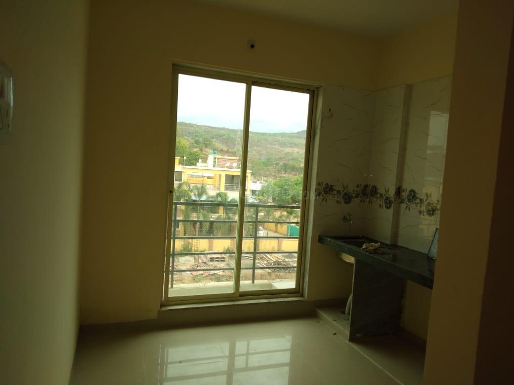 Kitchen Image of 432 Sq.ft 1 RK Independent Floor for buy in Karjat for 1350000