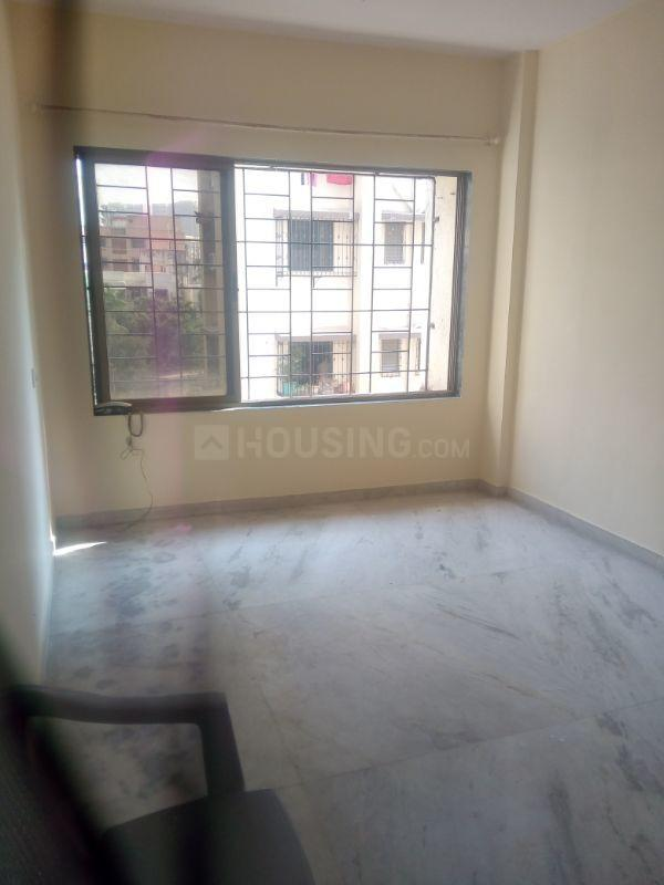 Living Room Image of 650 Sq.ft 1 BHK Apartment for rent in Andheri East for 27000