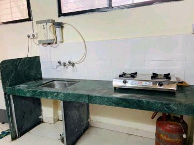 Kitchen Image of Diamond PG in Viman Nagar
