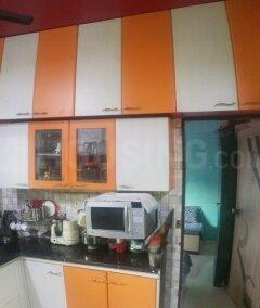 Gallery Cover Image of 900 Sq.ft 1 BHK Apartment for buy in Krishna Mahal, Kamothe for 4550000