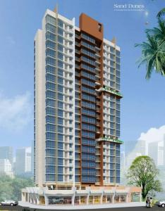 Gallery Cover Image of 1815 Sq.ft 3 BHK Apartment for buy in Sun Asmita Sand Dunes, Malad West for 30000000