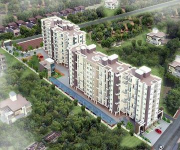 Gallery Cover Image of 539 Sq.ft 2 BHK Apartment for buy in Dhanori for 4500000