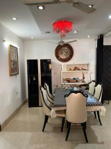 Hall Image of Full Furnished Rooms In Rajouri Garden For Girls in Rajouri Garden