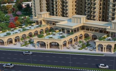 Gallery Cover Image of 900 Sq.ft 2 BHK Apartment for buy in MRG The Balcony, Sector 93 for 2360000