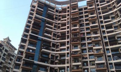 Gallery Cover Image of 1845 Sq.ft 4 BHK Apartment for rent in Kharghar for 42000
