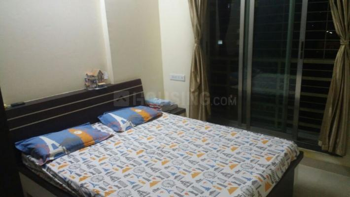 Bedroom Image of 1050 Sq.ft 2 BHK Apartment for buy in Kharghar for 11100000