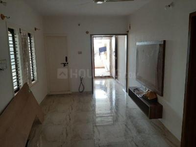 Gallery Cover Image of 1200 Sq.ft 2 BHK Independent Floor for rent in Maruthi Sevanagar for 21000