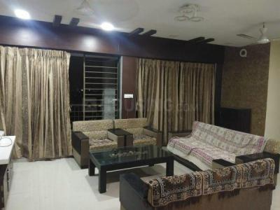 Gallery Cover Image of 2020 Sq.ft 5 BHK Apartment for rent in Concrete Sai Saakshaat, Kharghar for 60000