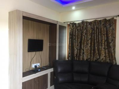 Gallery Cover Image of 1500 Sq.ft 3 BHK Apartment for rent in Gachibowli for 60000