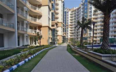 Gallery Cover Image of 1666 Sq.ft 2 BHK Apartment for rent in Central Park Central Park Belgravia Resort Residences 2, Sector 48 for 50000