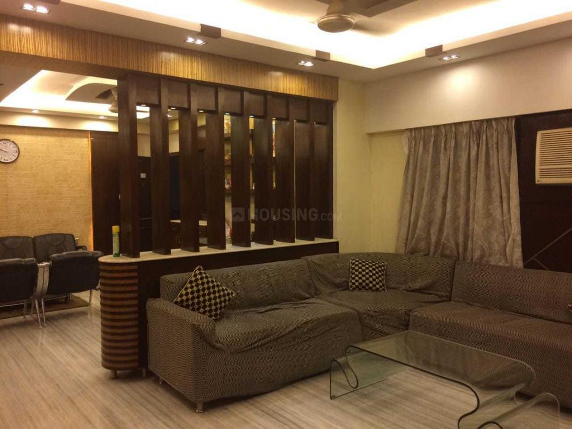 Living Room Image of 1535 Sq.ft 3 BHK Apartment for rent in Topsia for 45000
