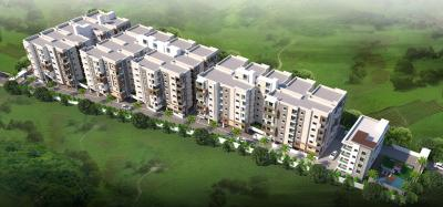 Gallery Cover Image of 1680 Sq.ft 3 BHK Apartment for buy in Yapral for 7728000
