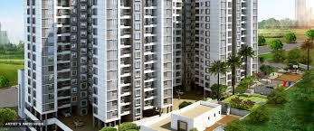 Gallery Cover Image of 912 Sq.ft 2 BHK Apartment for buy in Mont Vert Kingstown Sector 1 Residential Wings, Bhugaon for 4900000
