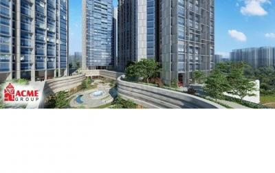 Gallery Cover Image of 731 Sq.ft 2 BHK Apartment for buy in ACME Boulevard, Jogeshwari East for 17800000