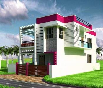 Gallery Cover Image of 1300 Sq.ft 4 BHK Villa for buy in Baronwala for 3900008