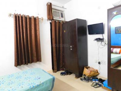 शर्मा पीजी इन सेक्टर 43 के बेडरूम की तस्वीर
