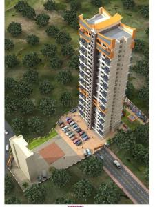 Gallery Cover Image of 655 Sq.ft 1 BHK Apartment for buy in Maa Jivdani Vaishnavi Highlife, Kalyan East for 4301000