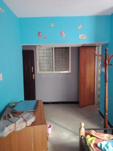 Gallery Cover Image of 600 Sq.ft 1 BHK Independent Floor for rent in Shanti Nagar for 17000
