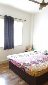 Gallery Cover Image of 850 Sq.ft 1 BHK Independent Floor for rent in MHADA Ajmera Colony, Pimpri for 12000