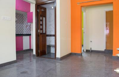 Gallery Cover Image of 800 Sq.ft 1 BHK Independent House for rent in Kaggadasapura for 13450