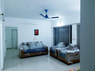 Gallery Cover Image of 1500 Sq.ft 3 BHK Apartment for rent in Kalyani Nagar for 74000