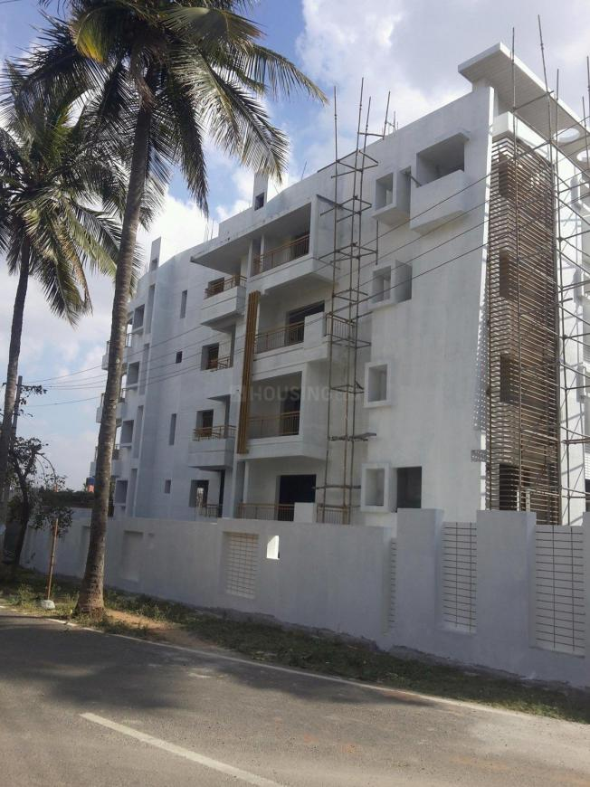 Building Image of 654 Sq.ft 1 BHK Apartment for buy in Vajarahalli for 3100000