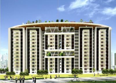 Gallery Cover Image of 2050 Sq.ft 3 BHK Apartment for buy in Hitech City for 13325000