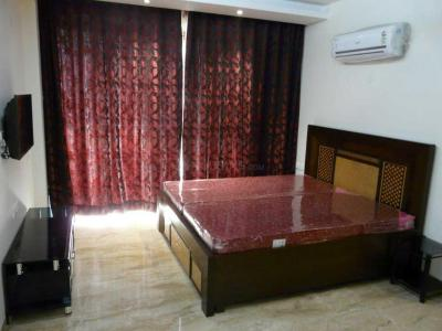 Gallery Cover Image of 1800 Sq.ft 3 BHK Independent Floor for rent in Jangpura for 100000