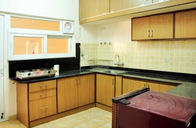 Kitchen Image of PG 4642073 Marathahalli in Marathahalli