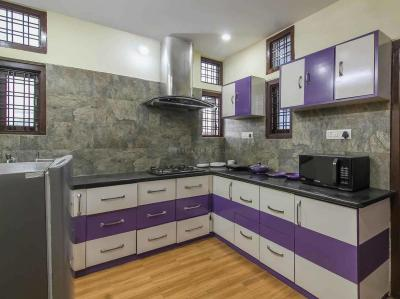 Kitchen Image of Zolo Nivaas in DLF Phase 1