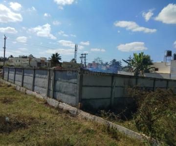 2400 Sq.ft Residential Plot for Sale in Sriramapura, Mysore