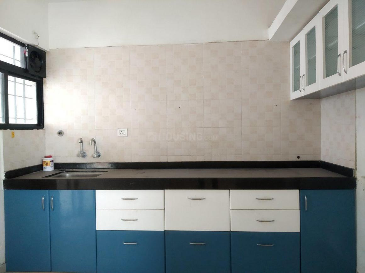Kitchen Image of 850 Sq.ft 2 BHK Apartment for rent in Hadapsar for 13000