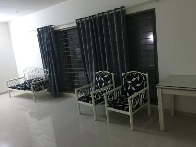 Gallery Cover Image of 1700 Sq.ft 3 BHK Apartment for rent in Bhugaon for 20000
