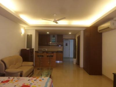 Gallery Cover Image of 780 Sq.ft 1 RK Apartment for buy in Sector 48 for 12300000