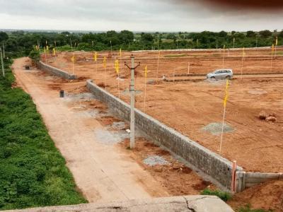 Gallery Cover Image of  Sq.ft Residential Plot for buy in Nanakram Guda for 6000000