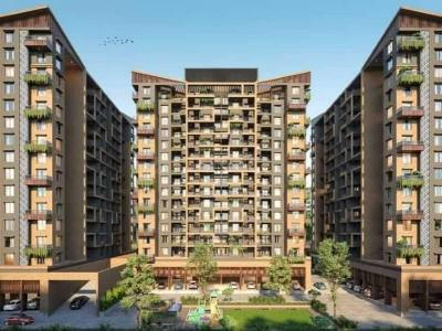 Gallery Cover Image of 980 Sq.ft 2 BHK Apartment for buy in Veddant Ganesh Bella Rossa, Punawale for 5400000